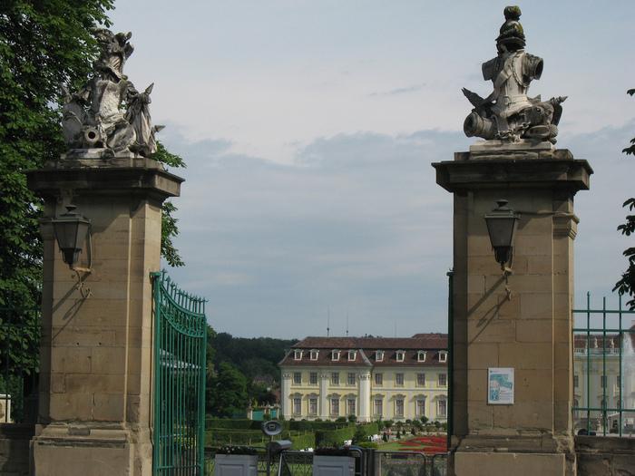 Людвигсбургский замок-резиденция. 20687
