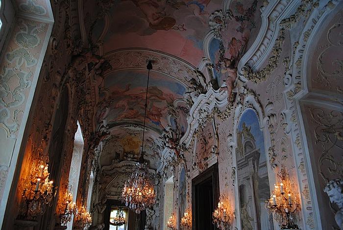 Людвигсбургский замок-резиденция. 86906