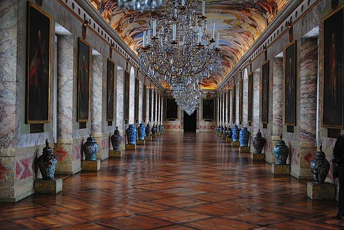 Людвигсбургский замок-резиденция. 52510
