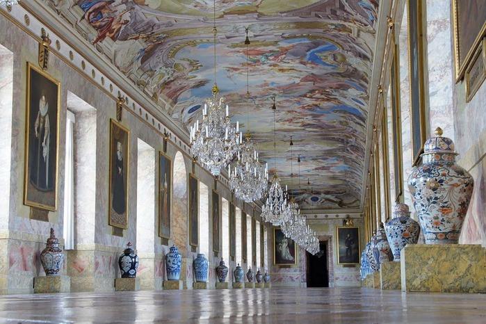 Людвигсбургский замок-резиденция. 84705