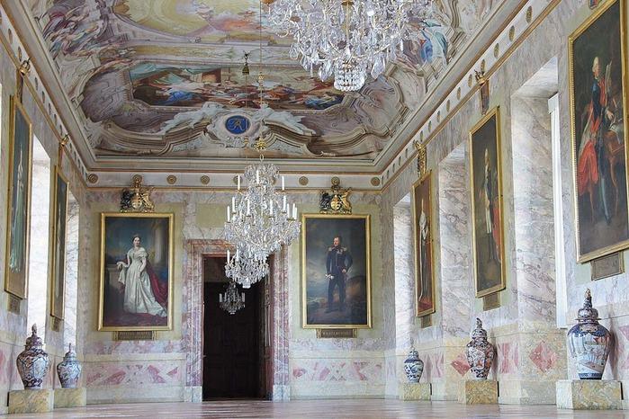 Людвигсбургский замок-резиденция. 46178