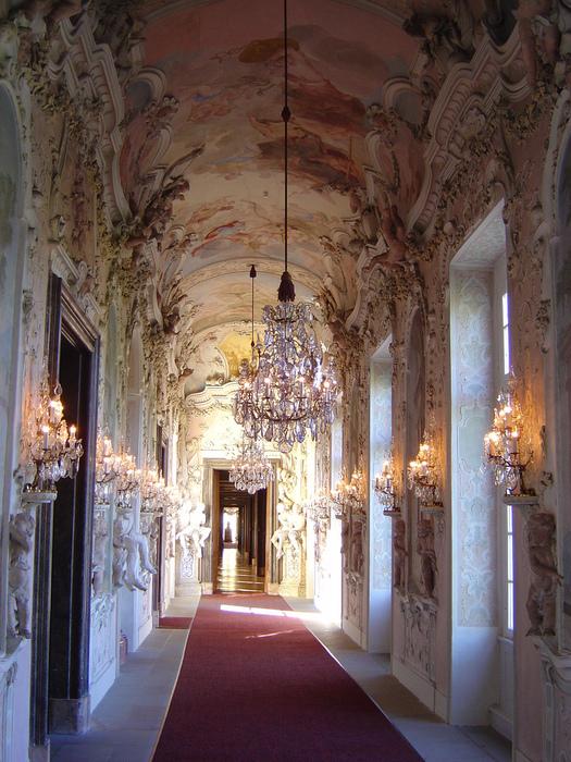Людвигсбургский замок-резиденция. 86090