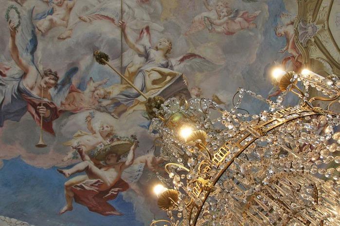 Людвигсбургский замок-резиденция. 52579
