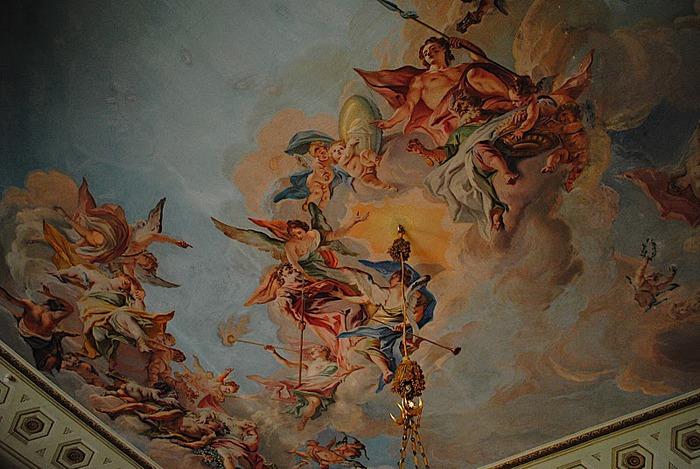 Людвигсбургский замок-резиденция. 66445