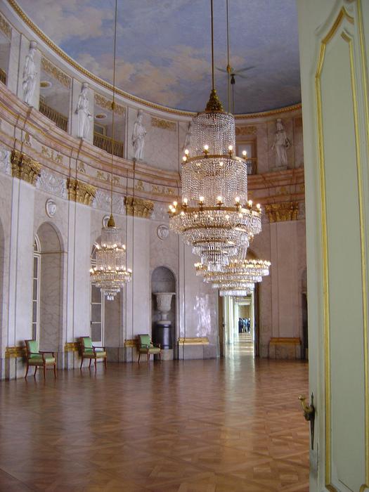 Людвигсбургский замок-резиденция. 99541