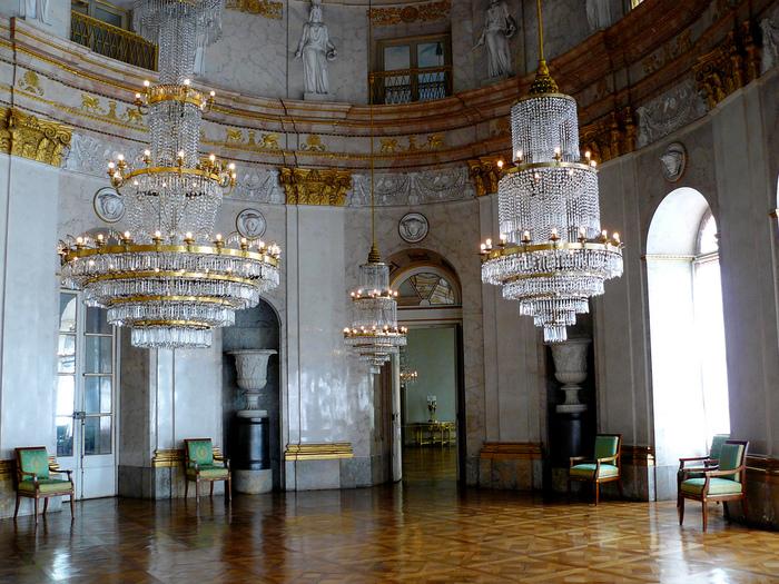 Людвигсбургский замок-резиденция. 96053