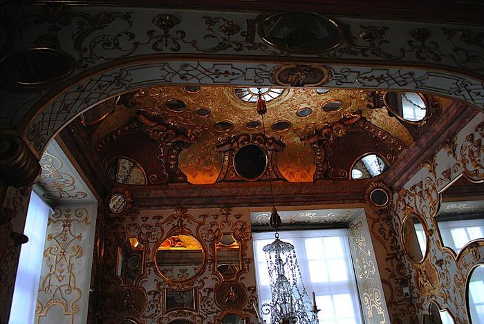 Людвигсбургский замок-резиденция. 25014