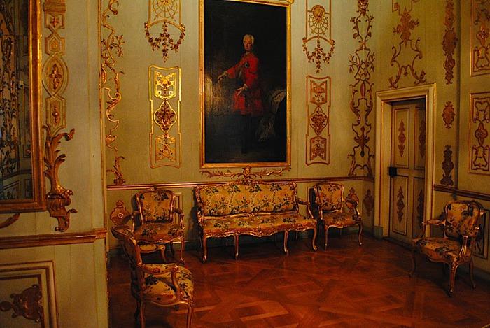 Людвигсбургский замок-резиденция. 78260