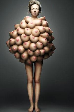 настоящая женская грудь фото