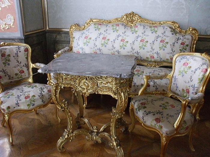 Людвигсбургский замок-резиденция. 30252