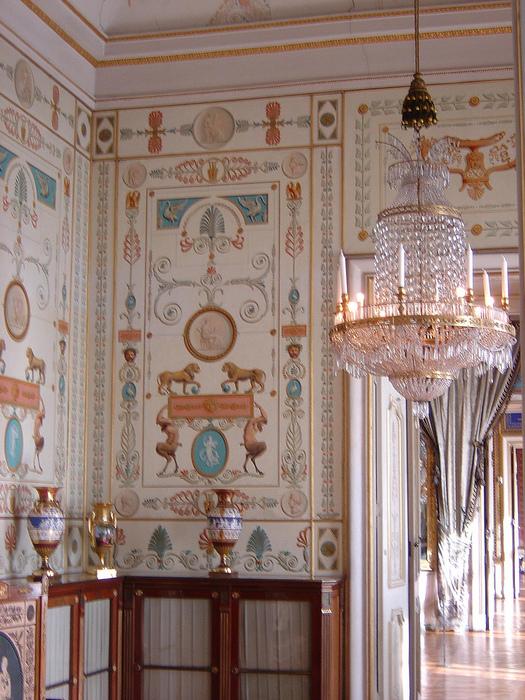Людвигсбургский замок-резиденция. 89180