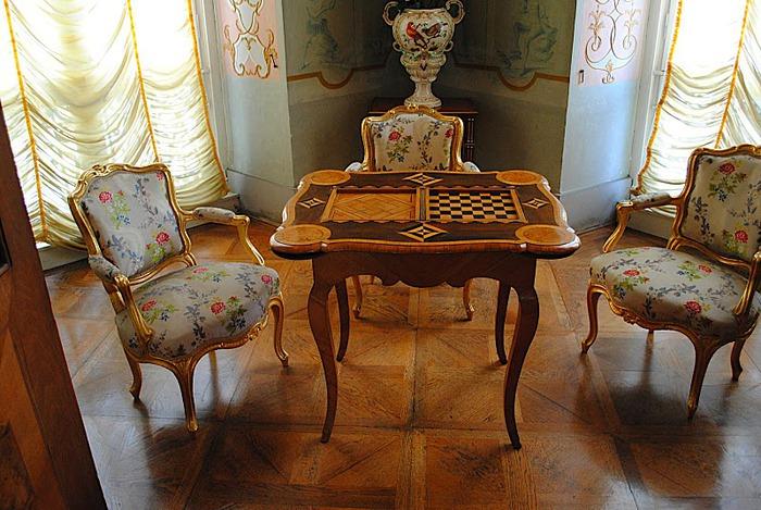 Людвигсбургский замок-резиденция. 43246
