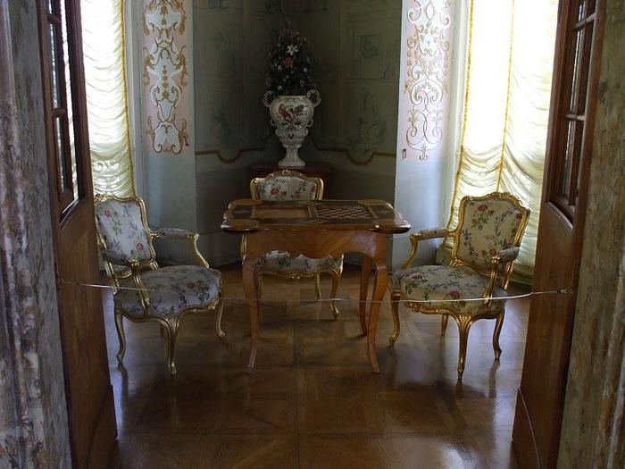 Людвигсбургский замок-резиденция. 71075