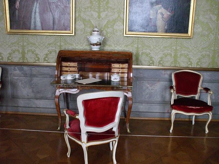 Людвигсбургский замок-резиденция. 45517
