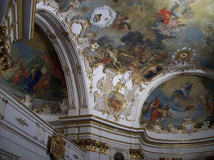 Людвигсбургский замок-резиденция. 69065