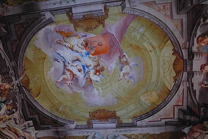 Людвигсбургский замок-резиденция. 92218