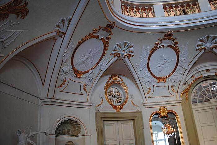 Людвигсбургский замок-резиденция. 93208