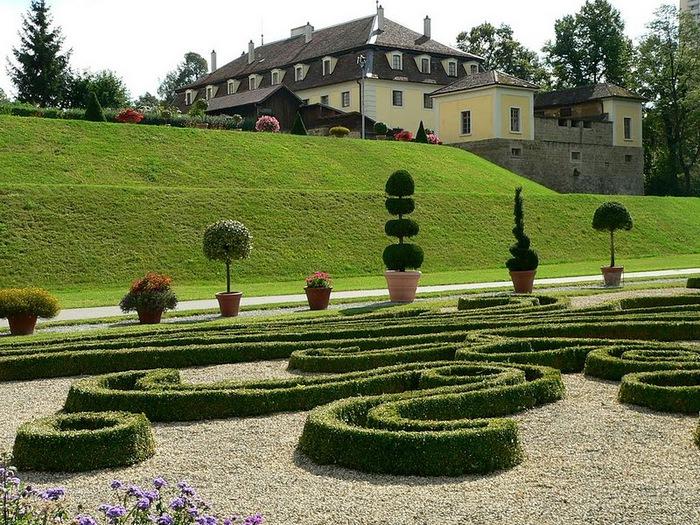 Людвигсбургский замок-резиденция. 71475