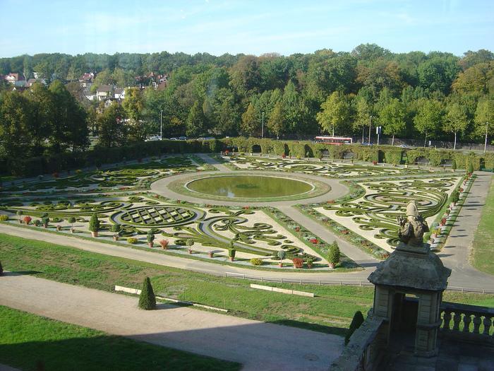 Людвигсбургский замок-резиденция. 43366
