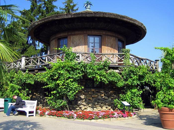 Людвигсбургский замок-резиденция. 53027