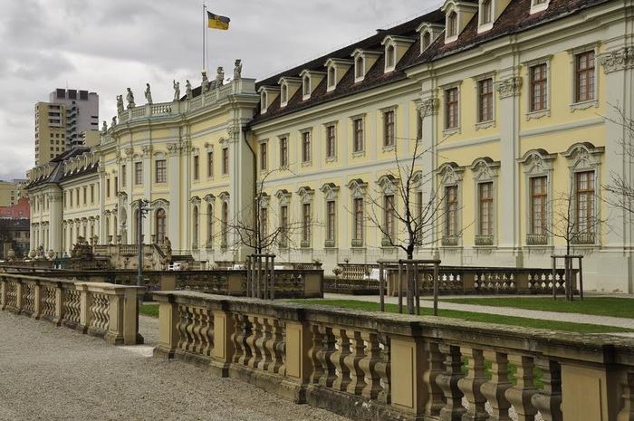 Людвигсбургский замок-резиденция. 96864