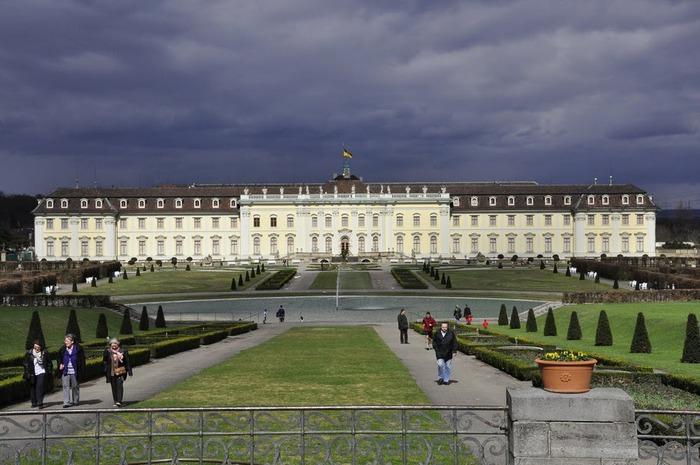 Людвигсбургский замок-резиденция. 11272