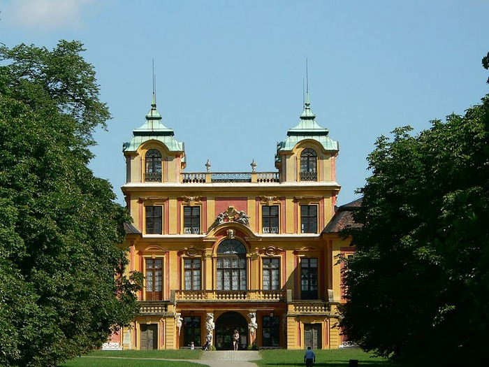 Людвигсбургский замок-резиденция. 69699