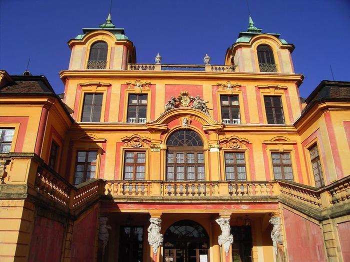 Людвигсбургский замок-резиденция. 27227