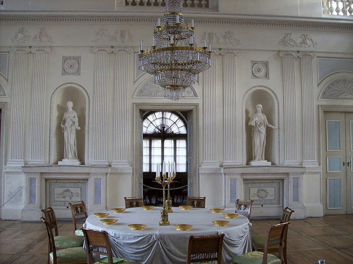 Людвигсбургский замок-резиденция. 45430