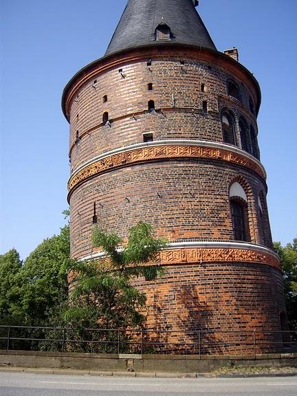 Голштинские ворота - Holstentor -Любек 53050
