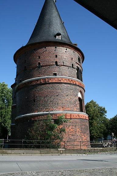 Голштинские ворота - Holstentor -Любек 88170