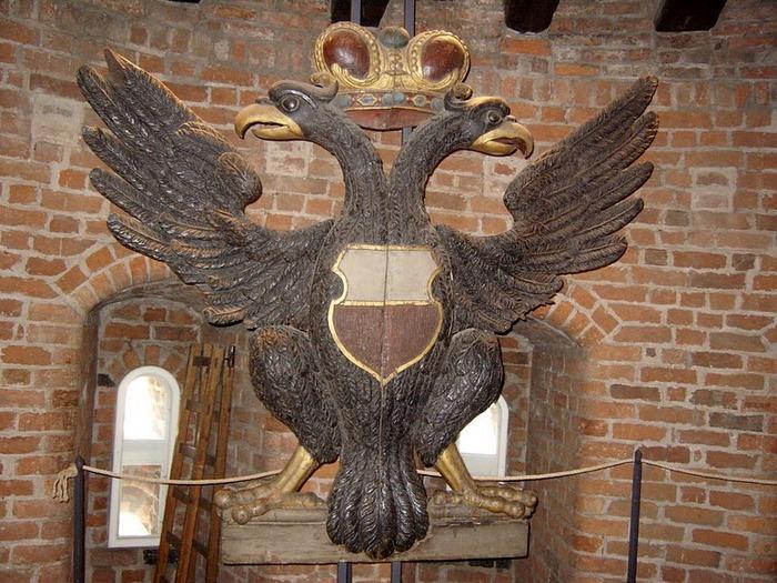 Голштинские ворота - Holstentor -Любек 43706