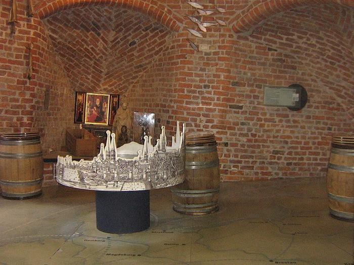 Голштинские ворота - Holstentor -Любек 15757