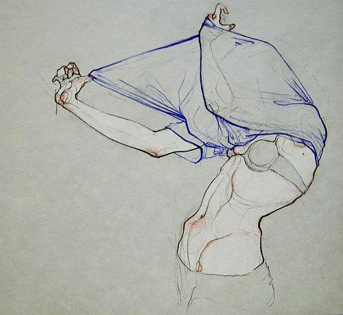 рисунки карандашом девушка и парень: