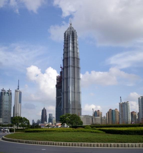 Самые высокие небоскрёбы