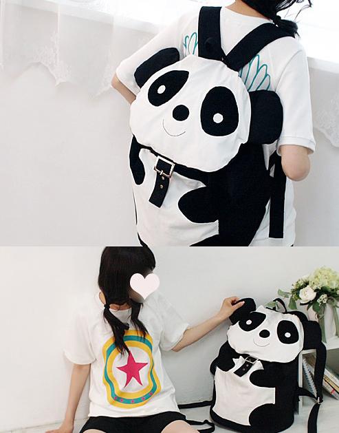 Рюкзак панда