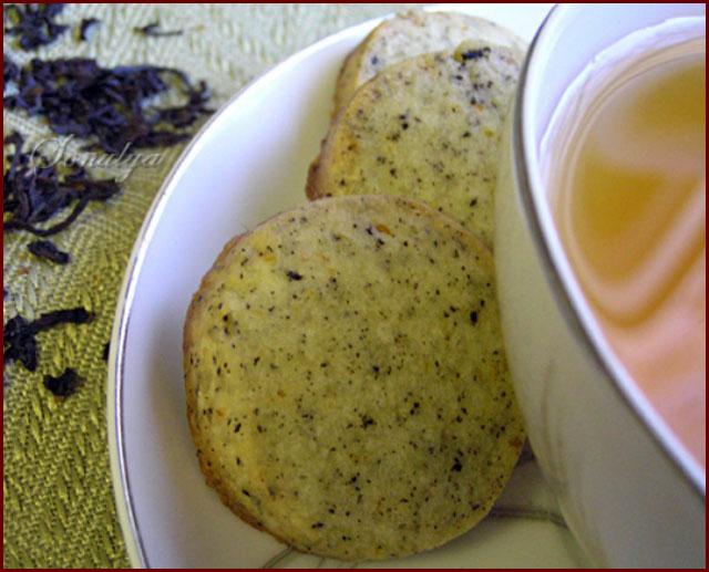 чайоное печенье