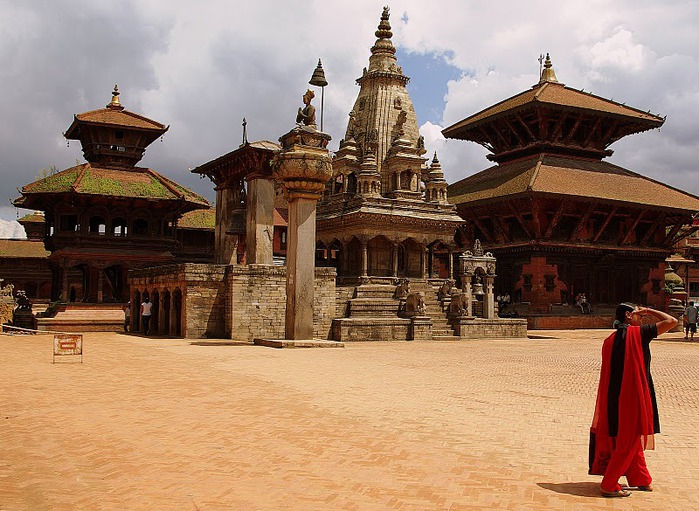 Бхактапур -«город верующих» 40468