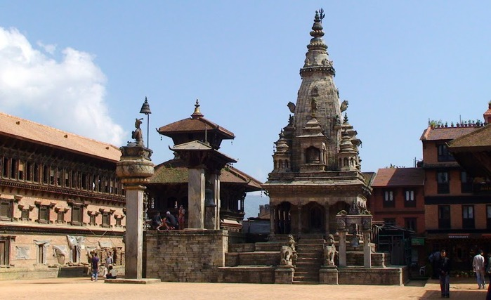 Бхактапур -«город верующих» 83941