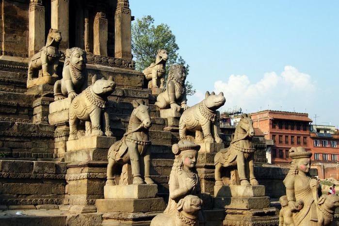 Бхактапур -«город верующих» 62637