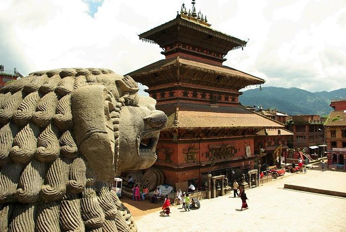 Бхактапур -«город верующих» 77081