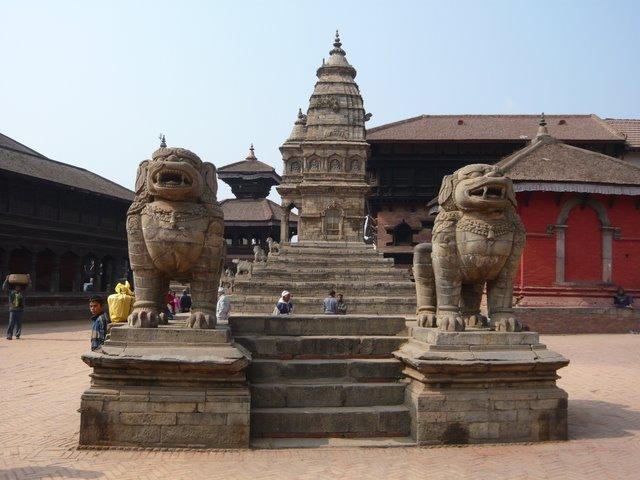 Бхактапур -«город верующих» 98593