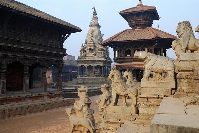 Бхактапур -«город верующих» 36867