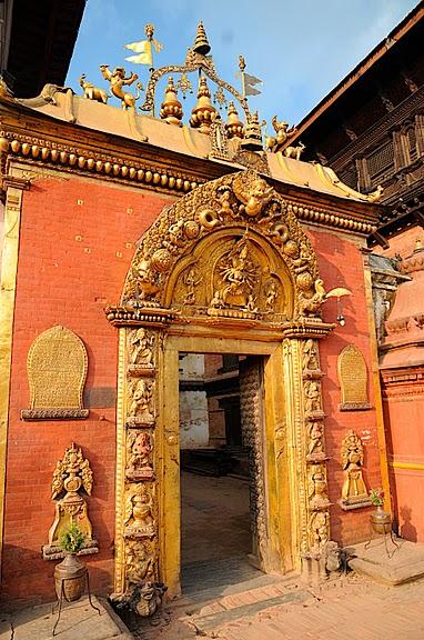 Бхактапур -«город верующих» 62172