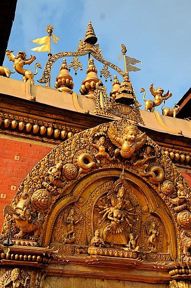 Бхактапур -«город верующих» 83950