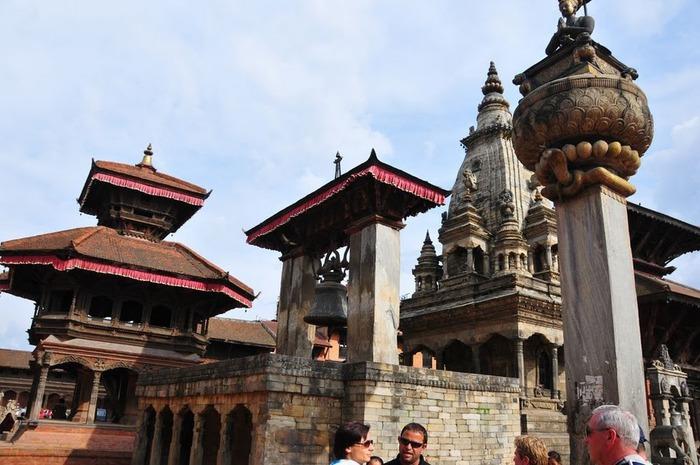 Бхактапур -«город верующих» 72635