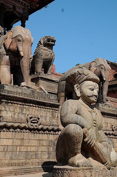 Бхактапур -«город верующих» 45423