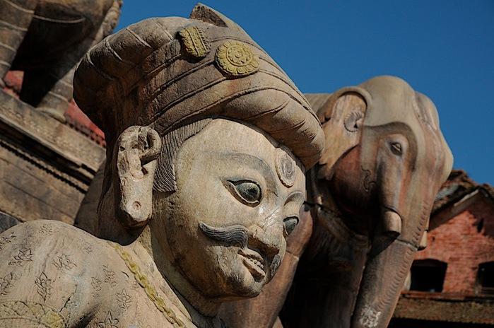 Бхактапур -«город верующих» 40368