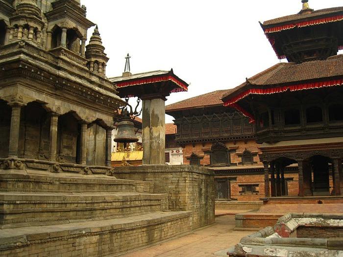 Бхактапур -«город верующих» 48797
