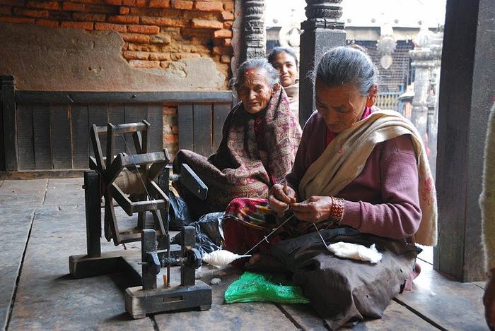 Бхактапур -«город верующих» 95414